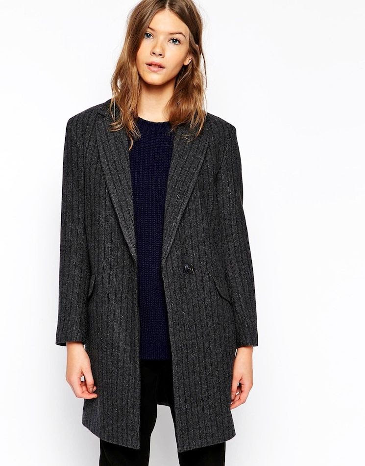 Le Fashion Blog 5 Cool Classic Coats Cooper Stollbrand Lazy Cocoon Coat Grey Stripe Navy Sweater Black Pants Work Style Oversized Boyfriend Blazer photo Le-Fashion-Blog-5-Cool-Classic-Coats-Cooper-Stollbrand-Lazy-Cocoon-Coat-Grey-Stripe-Navy-Sweater-Black-Pants-Work-Style.jpg