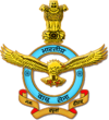 Crest of the Indian Air Force