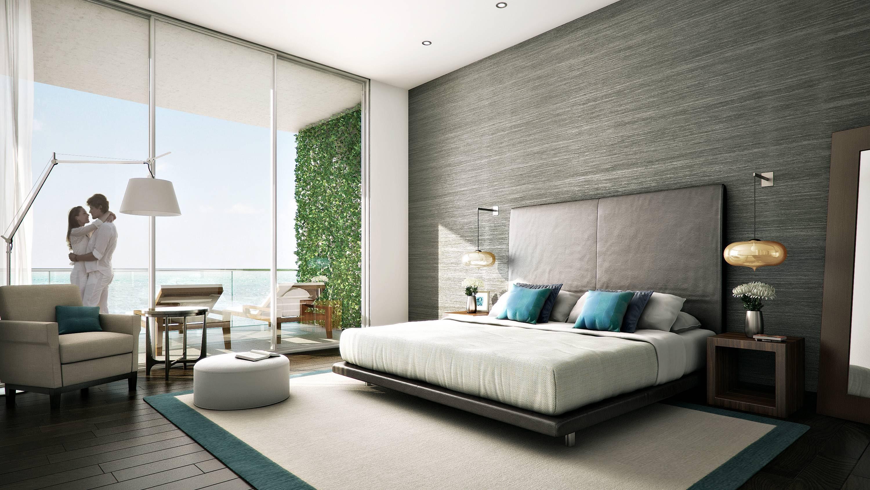 Bedroom Interior Design - Master Bedroom Design