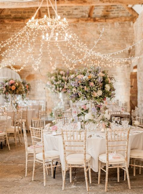 Almonry Barn Romantic Wedding with Pink Colour Scheme