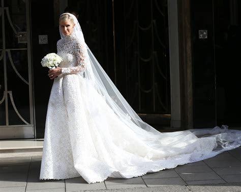 29 Iconic Celebrity Wedding Dresses   Most Memorable