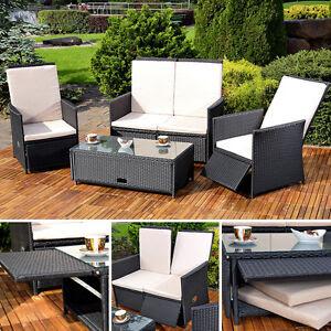 Lounge Sofa Gartenm bel g nstig Loungesofa Polyrattan XXL Rattan Stuhl Lounge stuhl garten