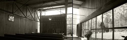 Antioch Interior View