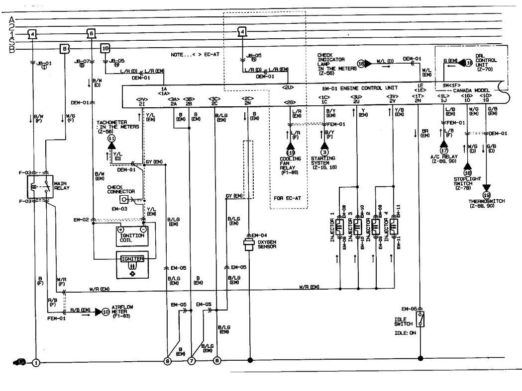 1990 Mazda Mx6 Diagram Wiring Diagram Schema Arch Track Arch Track Atmosphereconcept It