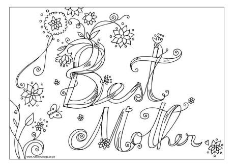650 Coloring Pages For Your Mom Download Free Images