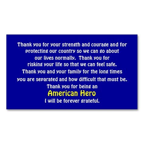 Thank You For Serving Our Country Quotes