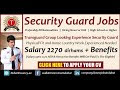 Home Security Job Opportunities