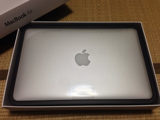 MacBook Air has Come!