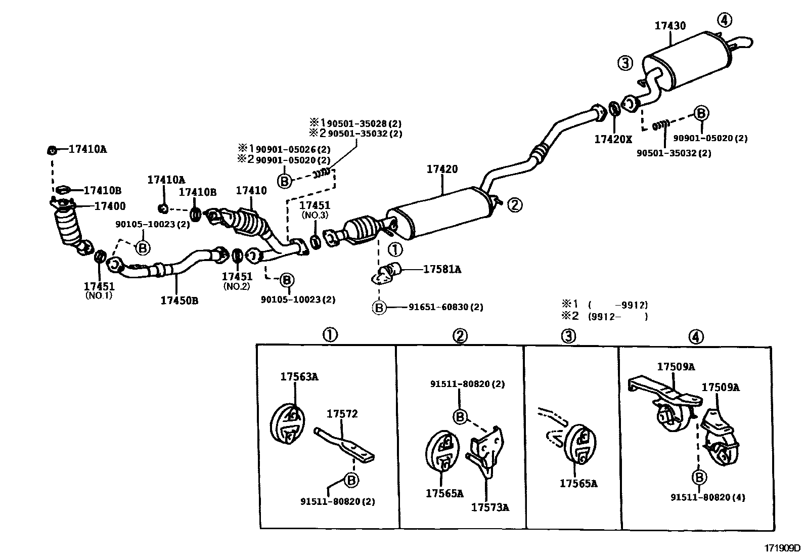 1999 Lexu Rx300 Wiring Diagram