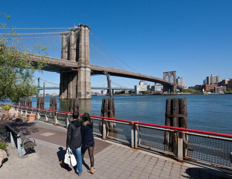 Fotos marcantes mostram a cidade de Nova Iorque ontem e hoje 20