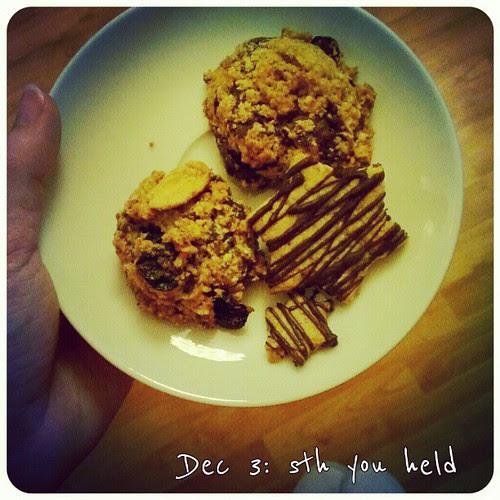 Dec 3: sth you held: #Kekse #cookies #fmsphotoaday