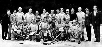 1971 Spartak cup, 1971 Spartak cup