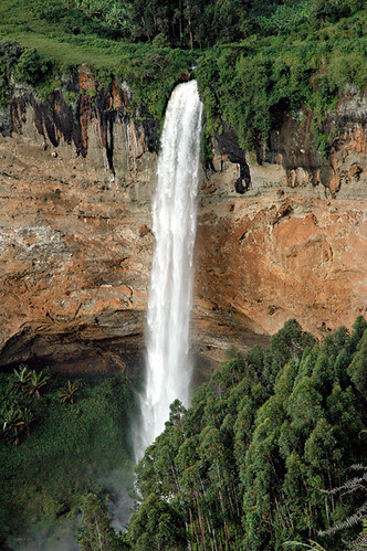 Sipi Falls-the 1st falls