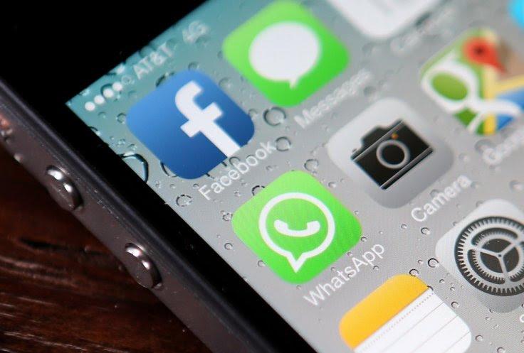 phiên bản mới của ứng dụng Whatsapp ios