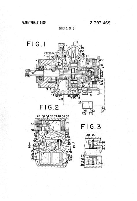 Patent US3797469 - Distributor-type fuel injection pump