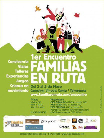 Encuentro Familias en Ruta 2013