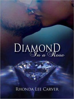 Diamond in A rose