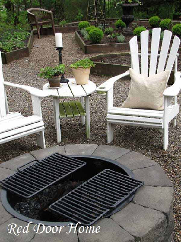 Building Outdoor Fire Pit Ideas