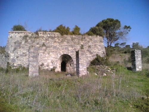 Ruínas em Amieira, Coimbra