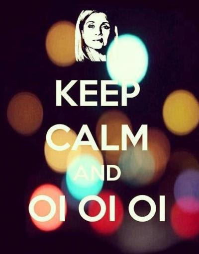 Keep Calm and Oi Oi Oi