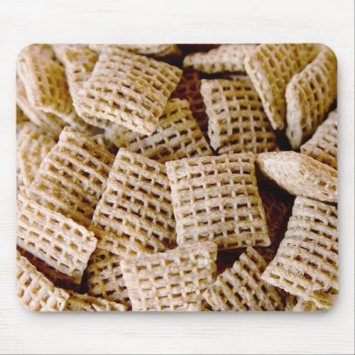Wheat Squares mousepad
