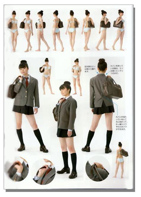 draw manga character guide uniforms book anime