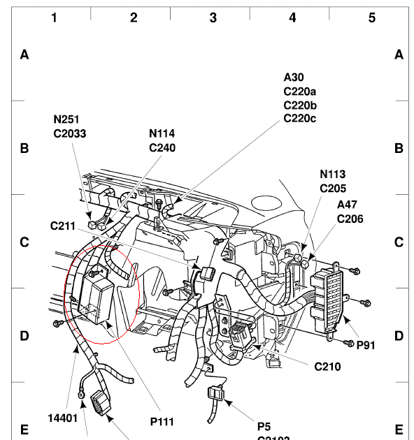 schematics and diagrams  2002 ford ranger flasher relay