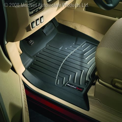 Cheap WeatherTech Custom Fit Front FloorLiner For Select