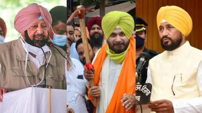 Punjab: Captain firm on leaving Congress as Sidhu, Channi resolve differences | Top points https://ift.tt/2ZLoFkx