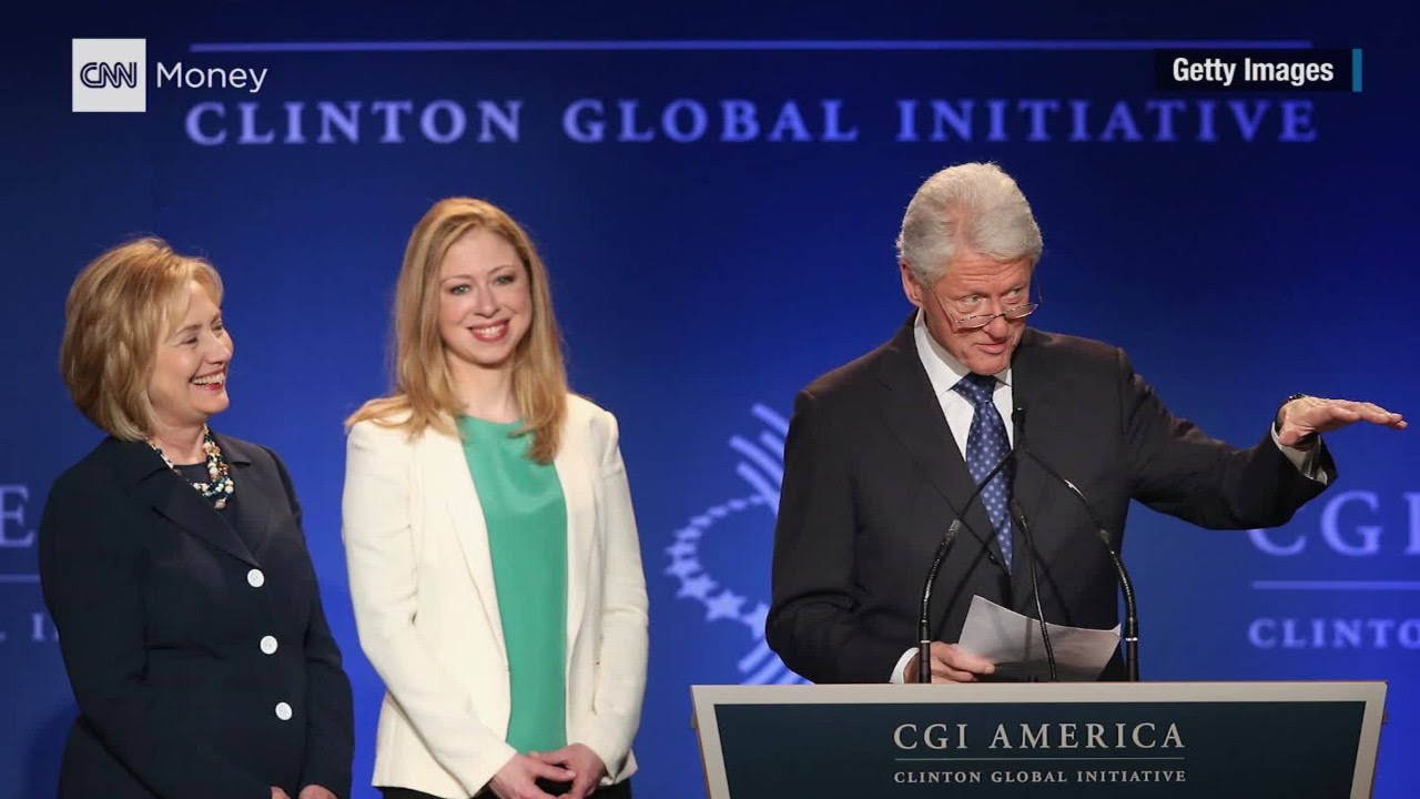 Image result for the three of the clinton foundation