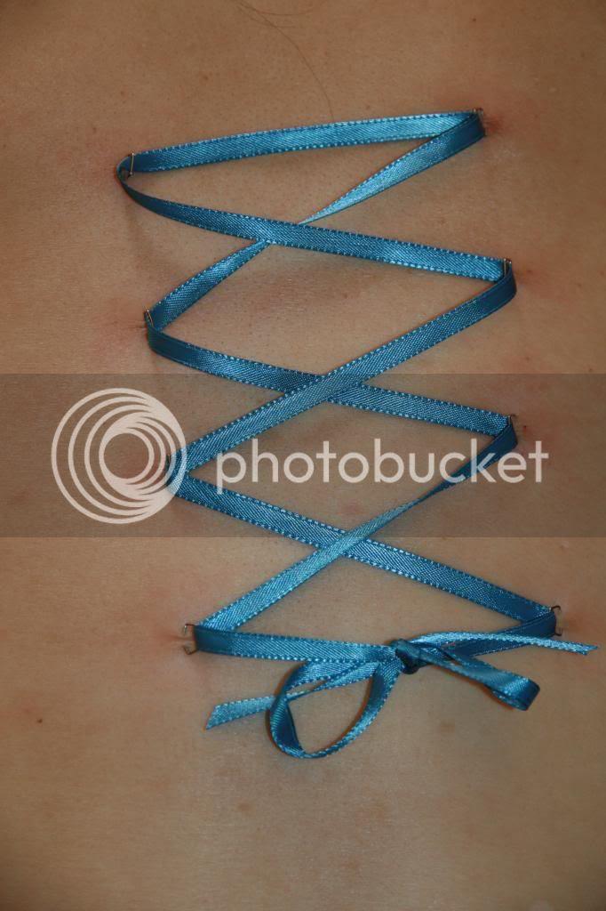 close up ribbon