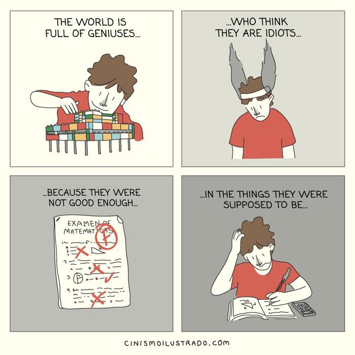 Cynical Comics