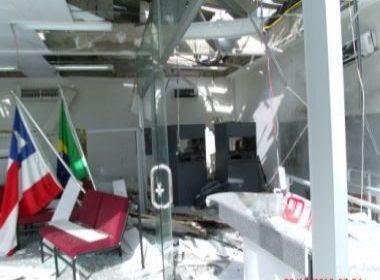 Exército realiza operação para apreender explosivos usados em bancos na Bahia