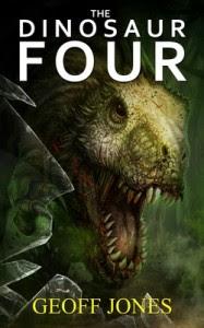 The Dinosaur Four by Geoff Jones