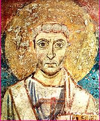 Roma, Santa María la Mayor (s. VIII), San León Magno