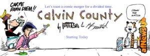 """Calvin meets Opus?!?!: il """"pesce d'aprile"""" che tutti vorremmo veder realizzato!"""