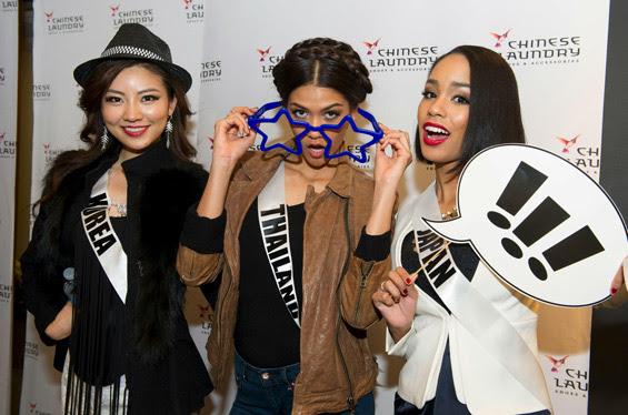 Francois Illas New Tradition: Miss News