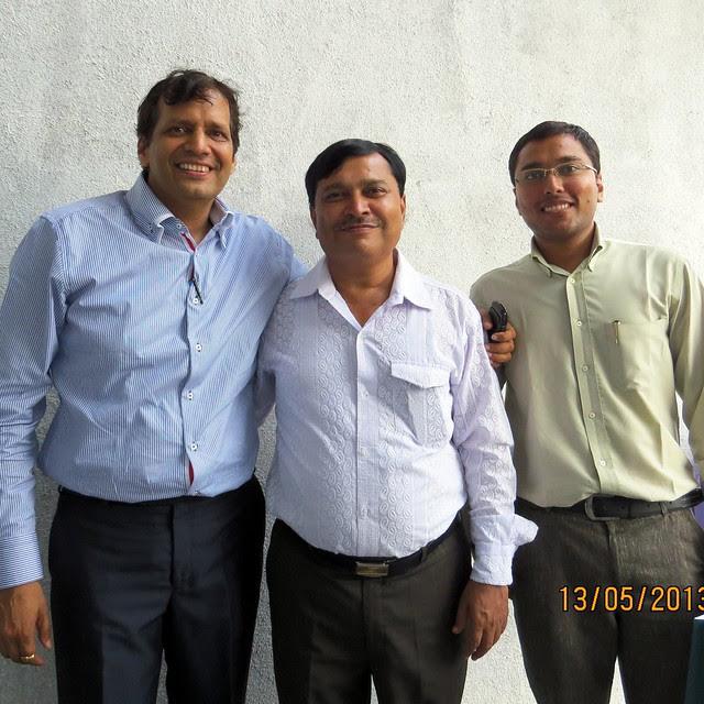 Mr. Rajen Raisoni, Developer of Le Reve, 2 BHK & 3.5 BHK Flats in 22 Story 2 Towers, adjoining Radisson Hotel, Kharadi Hadapsar Bypass, Kharadi, Pune 411 014