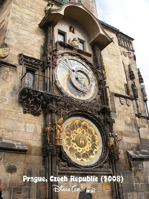 Astronomical Clock 02