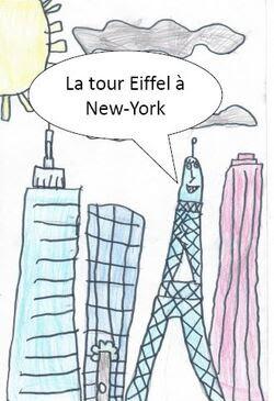 La tour Eiffel à New-York