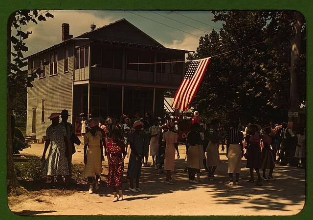 A Fourth of July celebration, St. Helena Island, S.C.