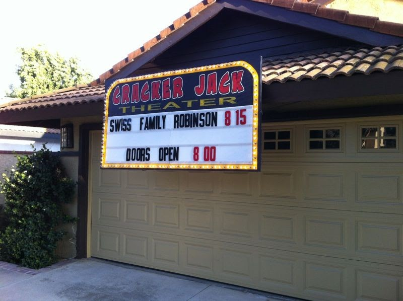 How To Build An Outdoor Theater Diy Backyard Theater Marquee Construction