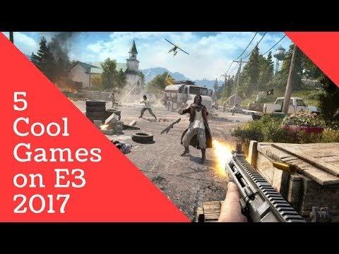 5 Game Keren di E3 2017 | Playstation, Xbox, EA