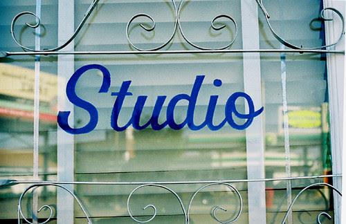 sun studio sign
