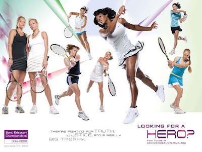 Black Tennis Pro's Hero Campaign