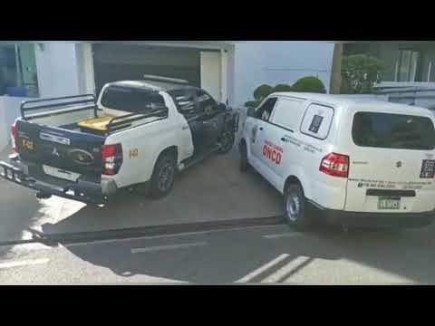 Vídeo: Momento del allanamiento donde apresaron Dianabel Gómez ex de Franklin Mirabal 0 visualizaciones8 sept 2021
