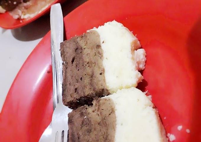 Resep Cake Tiramissu (kukus), Lezat