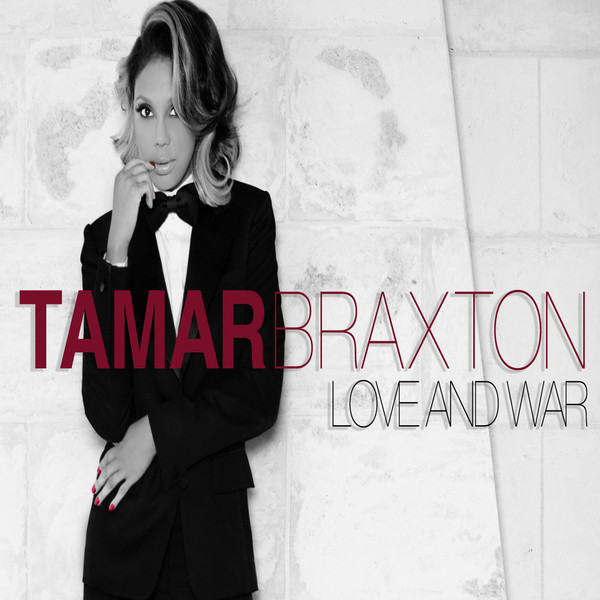 Love & War (Single Cover), Tamar Braxton