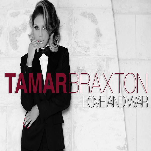 Love & War (Single Cover), Tamar Braxton