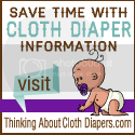 Thinking About Cloth Diapers